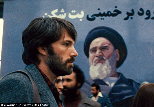 No Argo-ments: The film was a worthy winner of the Academy Award for best picture in a weak year