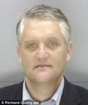 State Rep. Ted Vick  was arrested on the Statehouse grounds around 11 p.m. on Tuesday