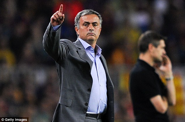 In the market: Incoming Jose Mourinho looks set to have £100m to spend this summer