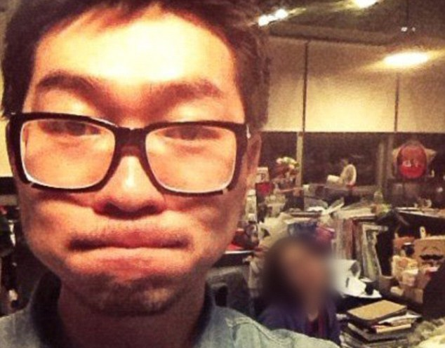 Overworked: Stressed out Chinese advertising worker Li Yuan died of a heart attack in his office aged just 24