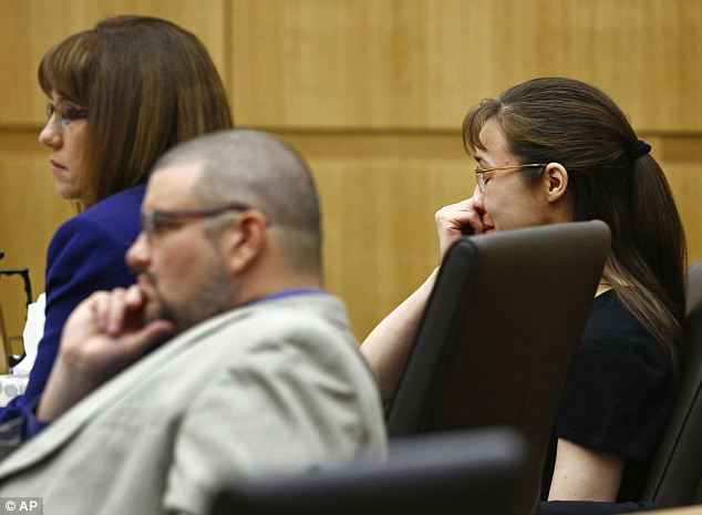 Ditched: Arias' legal team asked to be removed from the case but the judge would not allow it