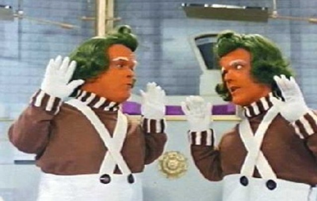 The city of Norwich has a unusually colourful past when it comes to crime including the police searching for two men dressed as Oompa Loompa's