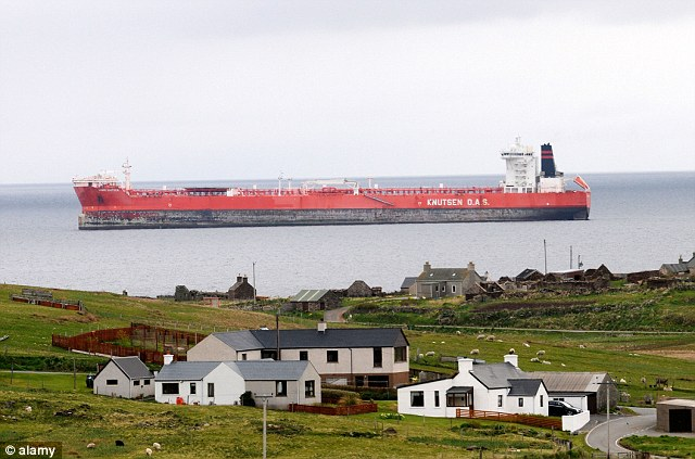We first realised the oil traders were up to something when we saw giant tankers moored off British ports for weeks at a time, waiting for prices to rise again before making their deliveries.