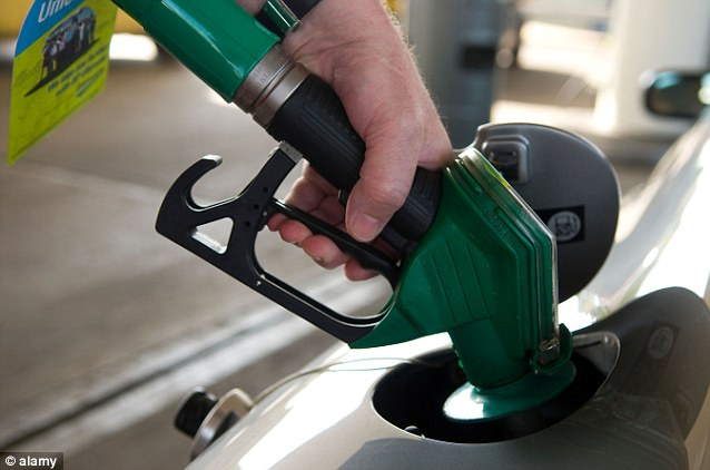 Accused: Experts believed artificial inflation of petrol prices may have cost UK households an average of £2,000