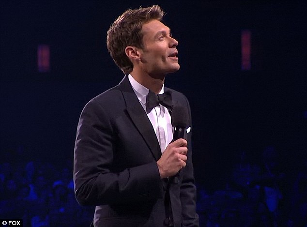 Do you know? Ryan Seacrest jokingly asked if Aretha was informed of the winner early