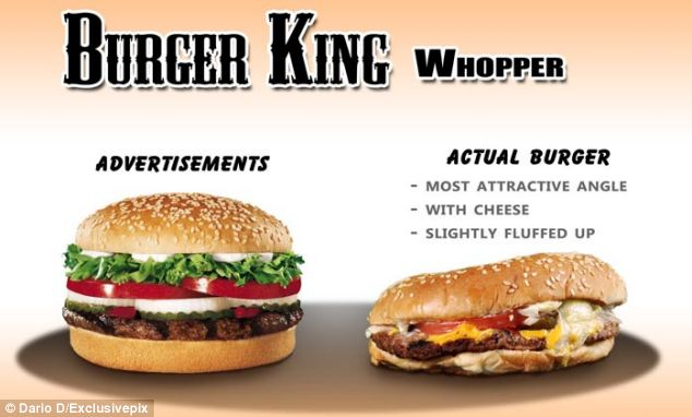 The photographer gave the BK Whopper another try - but it still couldn't quite live up to its promise