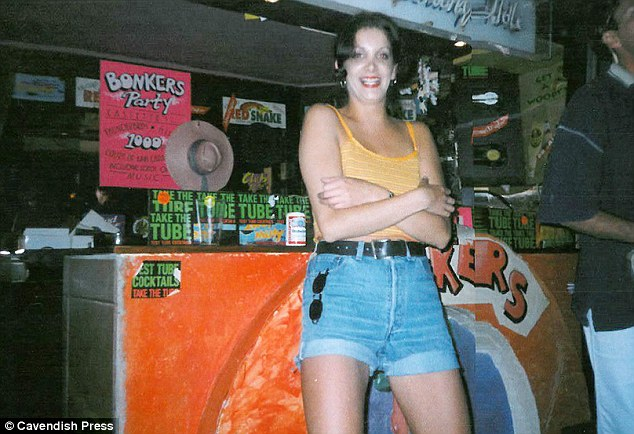 Rachael, pictured drinking with friends in August 2009, used to 'live the high life' during her days as a call girl