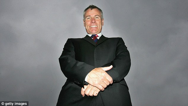 Man with a plan: Peter Taylor will take his squad to Turkey to play Iraq, Chile and Eygpt, and hopefully more