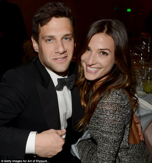 Engaged! Justin Bartha and fitness trainer Lia Smith are engaged to be wed, as announced on Friday