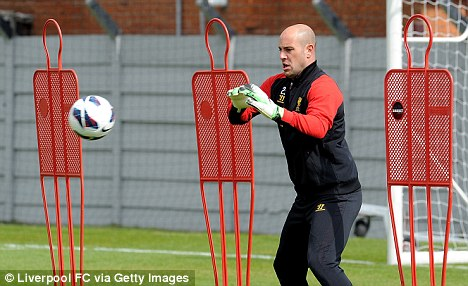 Heading to Spain: Pepe Reina is a target for Barcelona