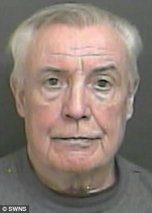 Former builder Raymond Knight, 72, broke two restraining orders in pursuit of a married doctor