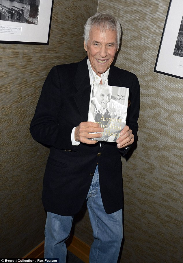 Anyone Who Had A Heart: The title of Burt's memoir is the same as a song he wrote with longtime collaborator Hal David in 1963 for Dionne Warwick