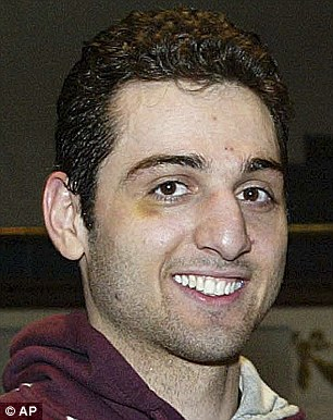 The FBI had questioned Todashev in the past regarding his ties to Tamerlan Tsarnaev (pictured) who was killed by police in shootout following the April 15 bombings