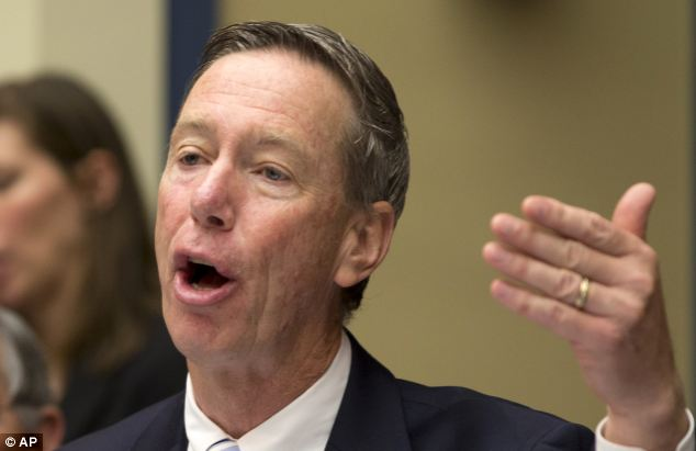 House Oversight and Government Reform Committee member Rep. Stephen Lynch, a Massachusetts Democrat, threatened to call for a special prosecutor if IRS officials stonewalled Congress