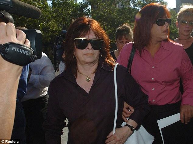 Mafia mom: Victoria Gotti had five children with former mob boss John Gotti