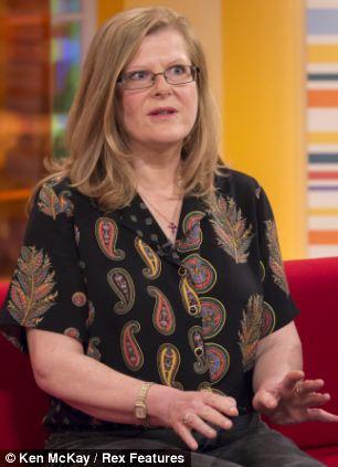 Fearless mother-of-two Ingrid Loyau-Kennett