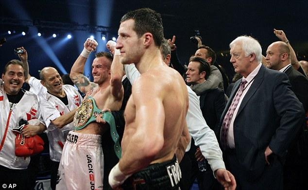 Kessler victorious