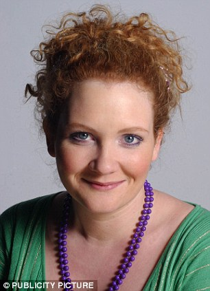 Fiz Stape has the healthiest diet in soapland, even saying the skin on a jacket potato was the 'best bit'