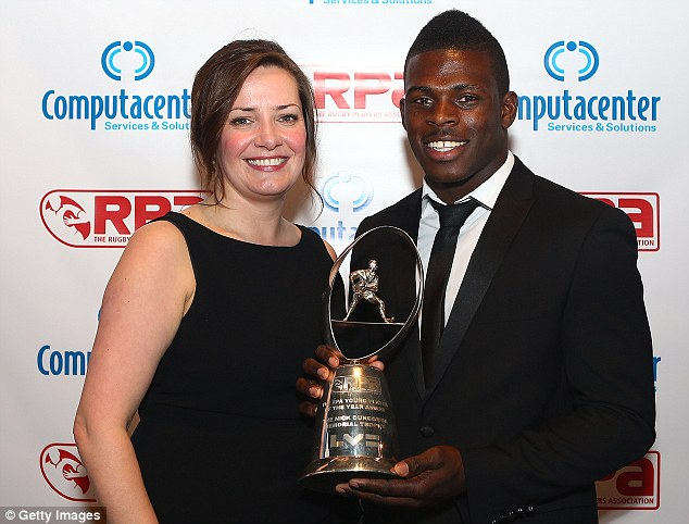 Award: Christian Wade will start against the Barbarians