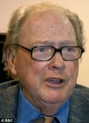 Suffering: Lawyers for Tory peer Lord McAlpine said he had suffered 'unnecessary pain' as a result of the court case