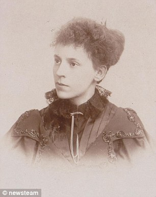 Sydney's mother Polly. She had two other son's die young, including a three-year-old that died at sea