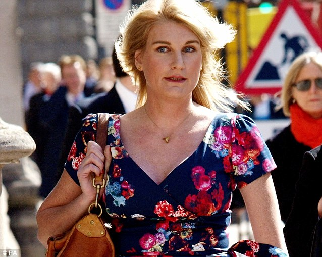 Libellous: Sally Bercow's tweet about Lord McAlpine during the child abuse storm was libellous, the High Court ruled today