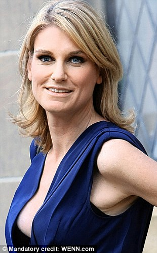 Lack of restraint: Sally Bercow