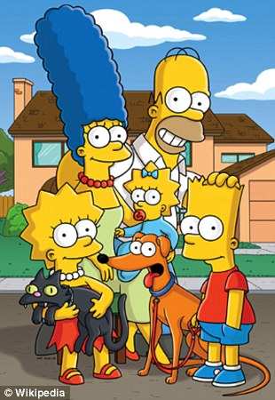 America's favorite family: The Simpsons is now in its 25th season and 520th episode