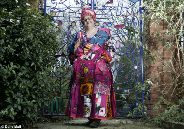 Critical: Camila Batmanghelidjh, founder of the charity Kids Company, said taking children from criminal families was not the right solution