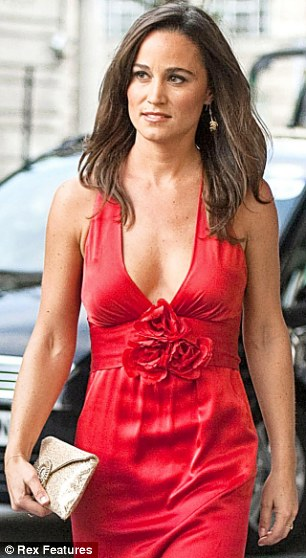 Pippa Middleton at The Boodles Boxing Ball