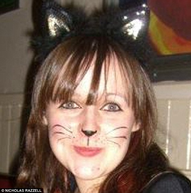 Police have now ruled out possibility zookeeper Sarah McClay, pictured on a night out, committed suicide