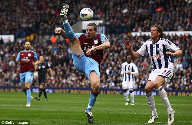 Released: Dunne was released by Aston Villa after missing the whole season with a back injury