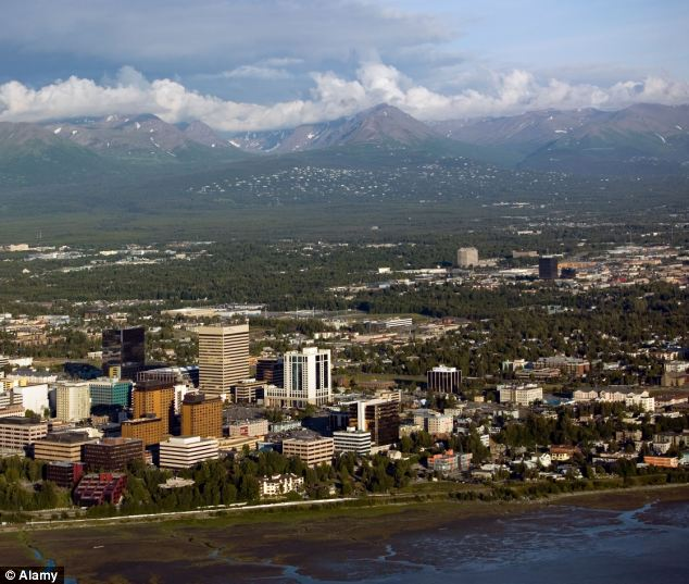 The double homicide happened Anchorage, Alaska. Police said they were affected by the brutality and the ages of the victims