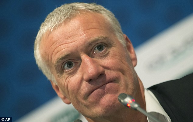 Or a risk? Didier Deschamps hasn't turned to Nasri before