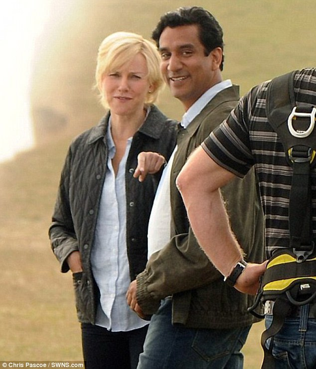 Naveen Andrews, who plays Khan in the film, will also attend the London world premiere