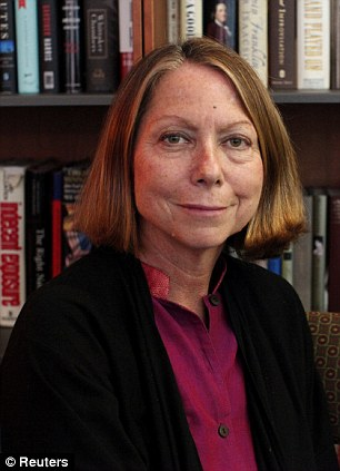 New York Times Executive Editor Jill Abramson poses for a photo during an interview in New York September 21, 2011.