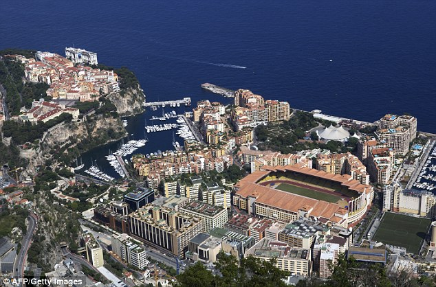 Fit for a king: The Louis II stadium in Monaco