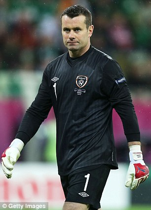 Linked: Shay Given