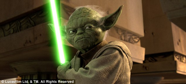 The master: Yoda is expected to feature in the new trilogy alongside any new characters
