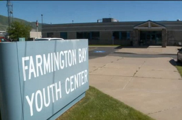 The 15-year-old boy accused of stabbing his two younger brothers to death is being held at Utah's Farmington Bay Youth Center while the District Attorney's office continues to gather evidence in their investigation
