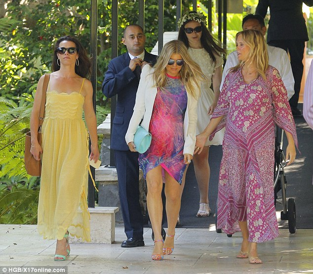 Due date: The pop princess is said to be due in the fall so she has a few more months to grow