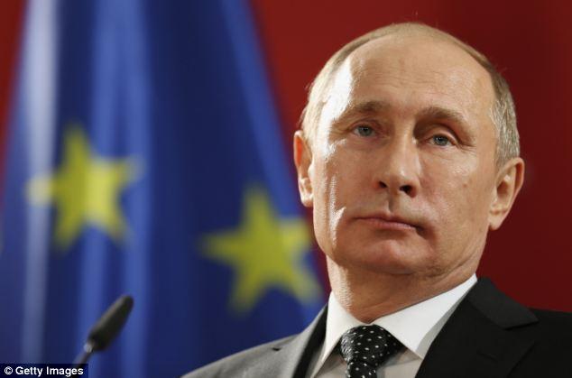 Vladimir Putin will ban foreign same-sex couples from adopting Russian children