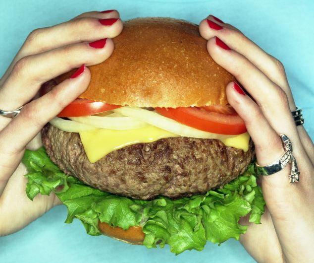 Red meat contains ingredients that have been linked to increased risk of chronic diseases, such as cardiovascular disease and cancer