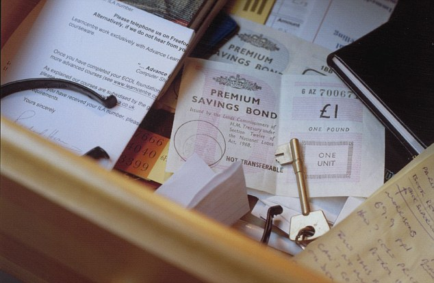 Check your Bonds: Could you have a Premium Bond worth thousands laying around in drawers?