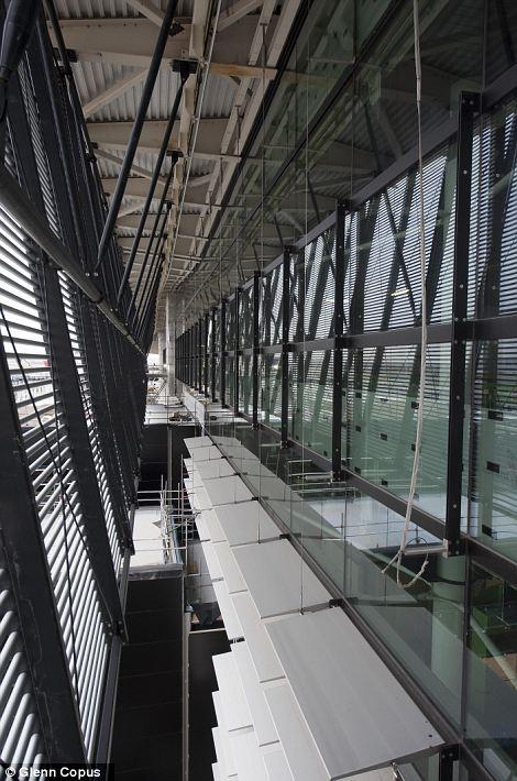 Construction continues at London Heathrow Terminal 2