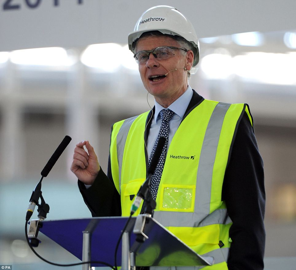 Speech: Lord Deighton, Commercial Secretary to the Treasury, said T2 was an example of the kind of private sector investment in infrastructure that the Government believes will lift the country out of recession