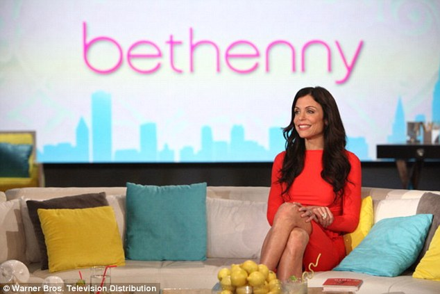 Unemployed: The slim presenter has been unemployed since her self-titled daytime talk show on Fox 11 was cancelled Valentine's Day