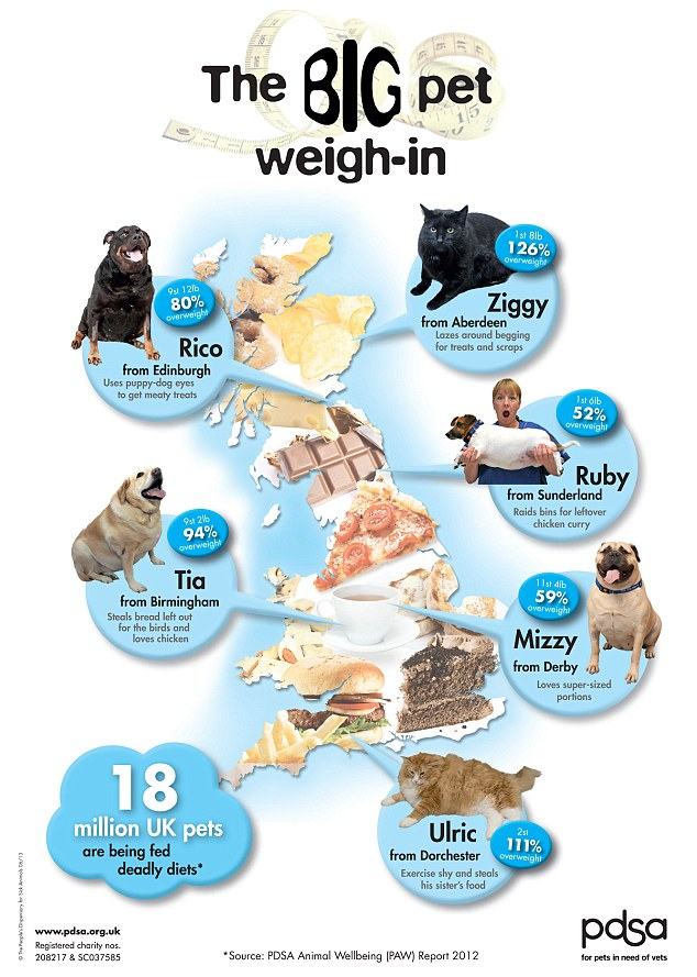 UK fat map