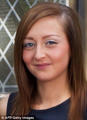 PC Nicola Hughes was just 23 when she was gunned down by Cregan