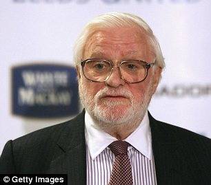 Chairman Ken Bates of Leeds United
